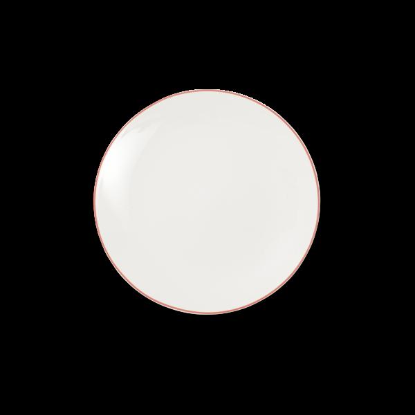 Dessert Plate Red (21cm)
