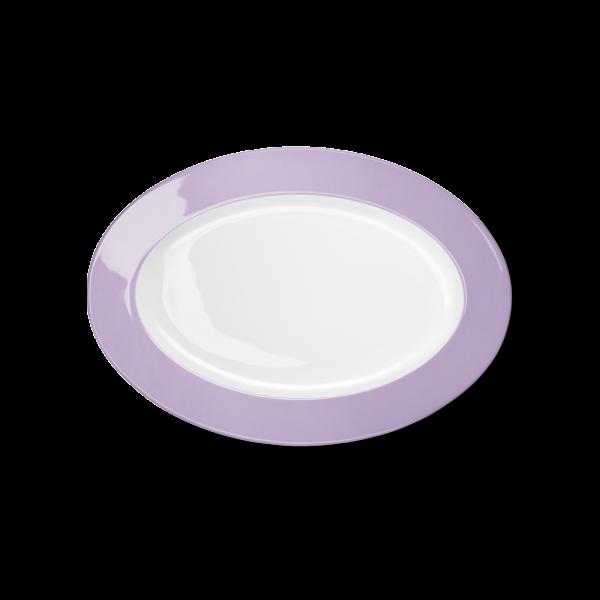 Oval Platter Lilac (29cm)