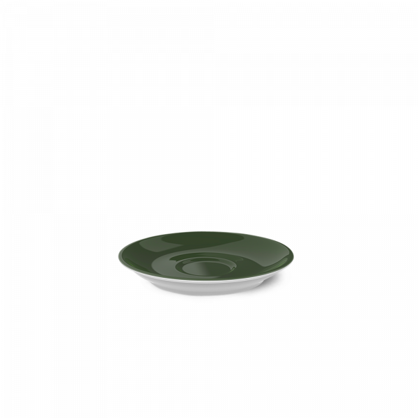 Espresso Untertasse Classico Russischgrün (11,9cm)