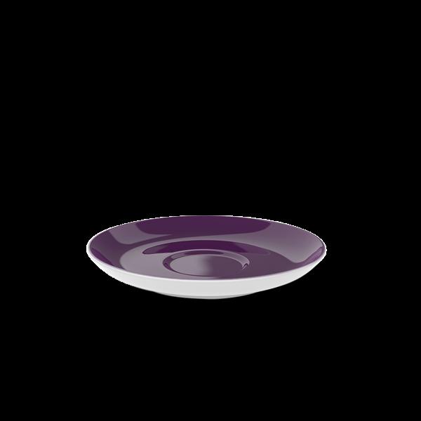 Tea saucer Plum (15cm)