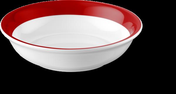 Dessertschale Signalrot (16cm; 0,4l)