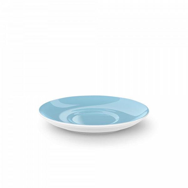 Kaffee Untertasse Hellblau (14,5cm)