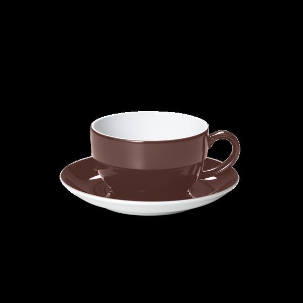 Set Kaffeetasse Kaffeebraun (0,25l)