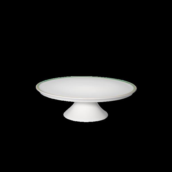 Tortenplatte auf Fuß (24cm)