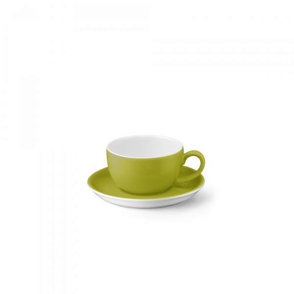 Set Espressotasse Oliv (0,1l)