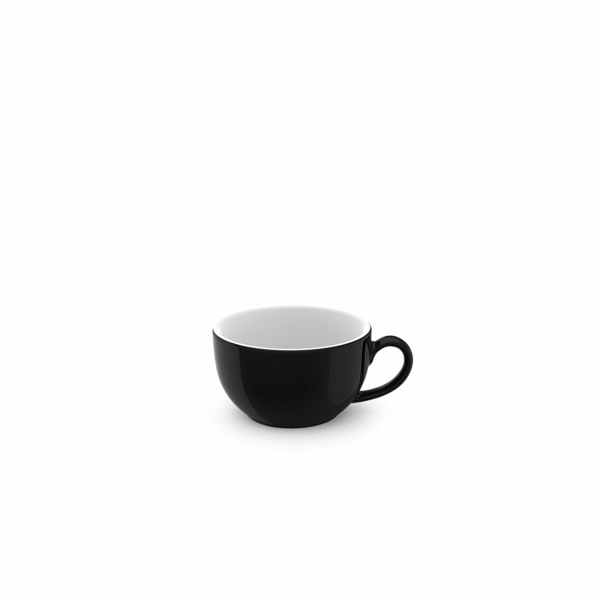 Espressotasse Schwarz (0,1l)