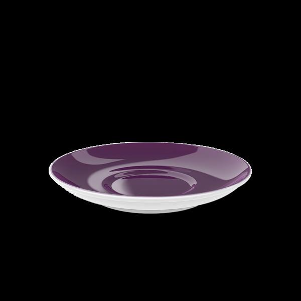 Cappuccino Untertasse Pflaume (16cm)