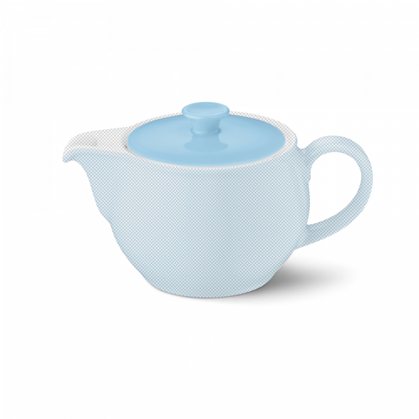 Lid of teapot Sky blue (0,8l)