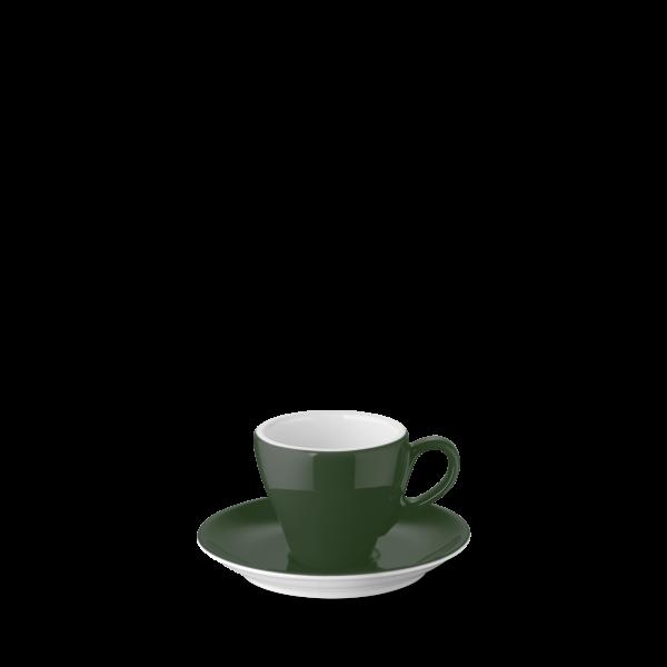 Set Espressotasse Russischgrün (0,09l)