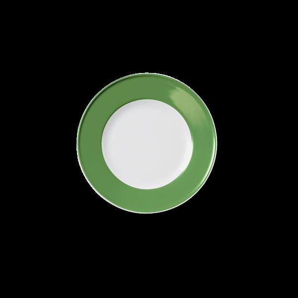 Bread Plate Apple Green (17cm)