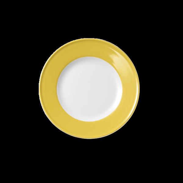 Dessertteller Sonnengelb (19cm)