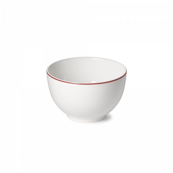 Müslischale Rot (12,5cm; 0,4l)