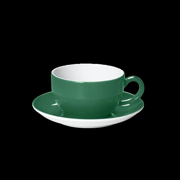 Set Cappuccinotasse Tannengrün (0,3l)