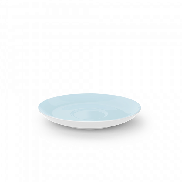 Tee Untertasse Eisblau (15cm)