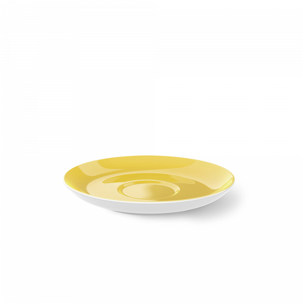 Tee Untertasse Sonnengelb (15cm)