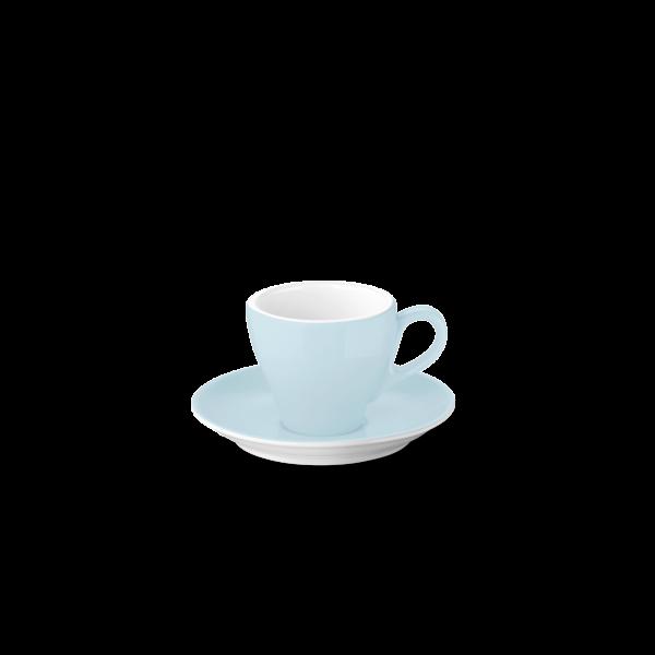 Set Espressotasse Eisblau (0,09l)