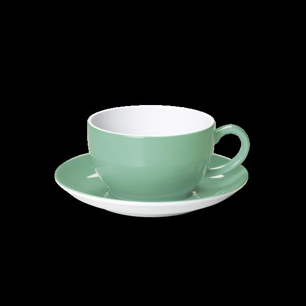 Set Cappuccinotasse Smaragd (0,3l)