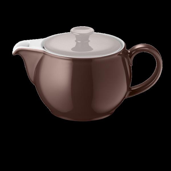 Teekanne Unterteil Kaffeebraun (1,1l)