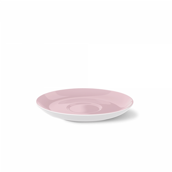 Tee Untertasse Zartrosa (15cm)