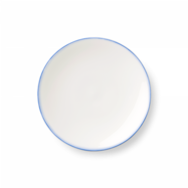 Dessertteller Blau (24cm)