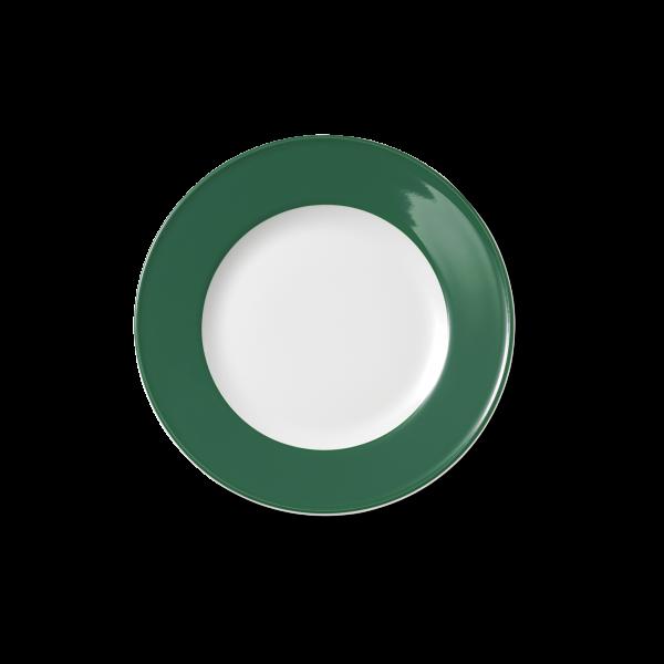 Dessertteller Tannengrün (21cm)