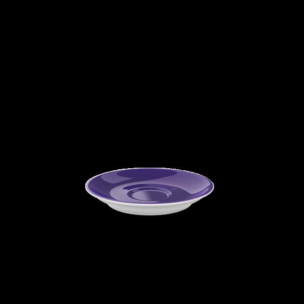 Espresso Untertasse Classico Violett (11,9cm)