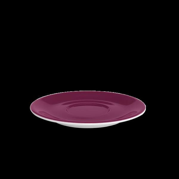 Jumbo Untertasse Bordeaux (19,5cm)