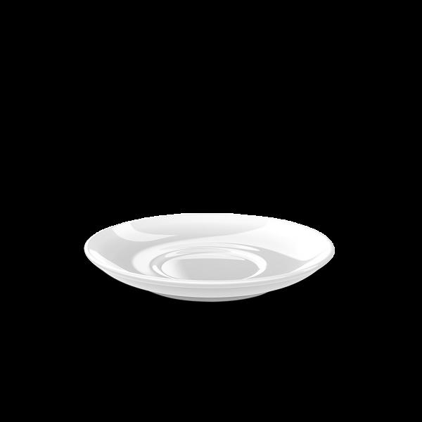 Kaffee Untertasse Weiß (14,5cm)