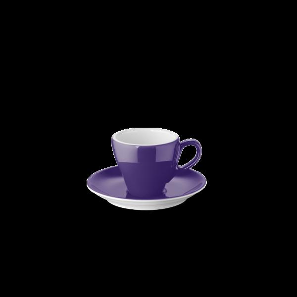 Set Espresso cup Violet (0,09l)
