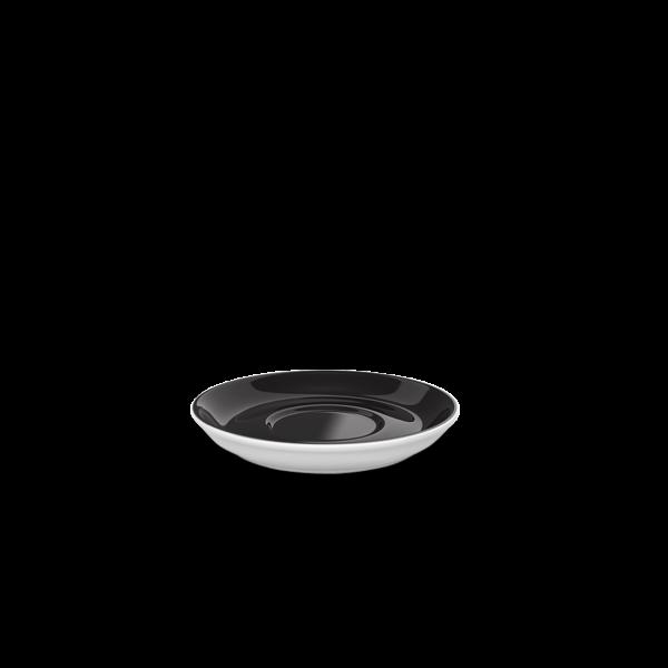 Espresso Untertasse Schwarz (11cm)