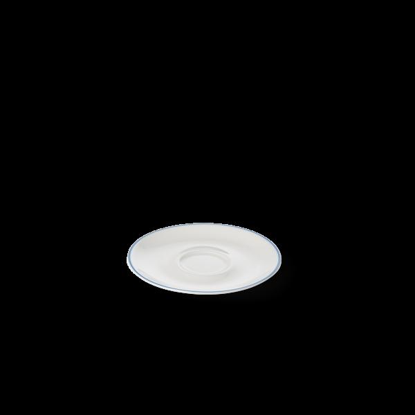 Espresso Untertasse Hellblau (11,3cm)