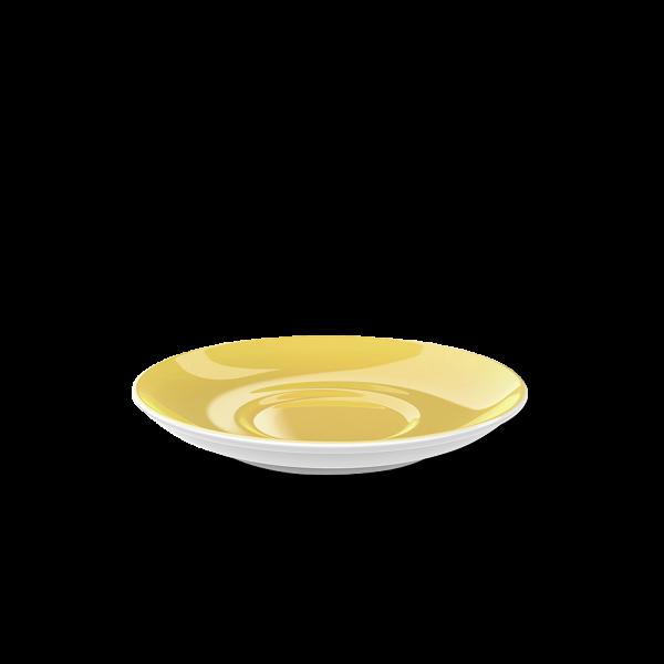 Kaffee Untertasse Sonnengelb (14,5cm)