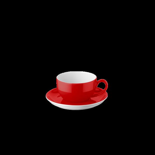Set Espressotasse Signalrot (0,1l)