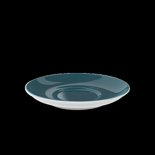 Cappuccino Untertasse Petrol (16cm; 0,3l)
