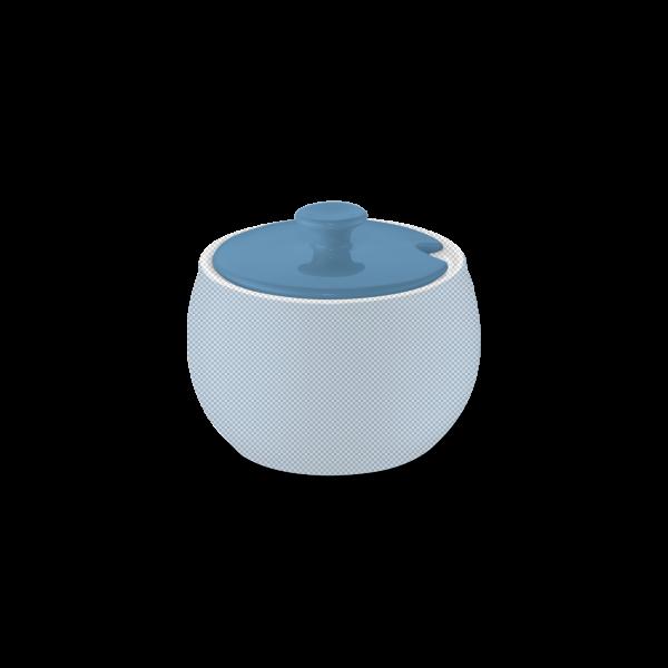 Lid for sugar bowl Vintage Blue
