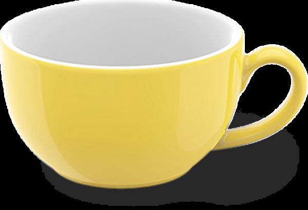 Espressotasse Sonnengelb (0,1l)