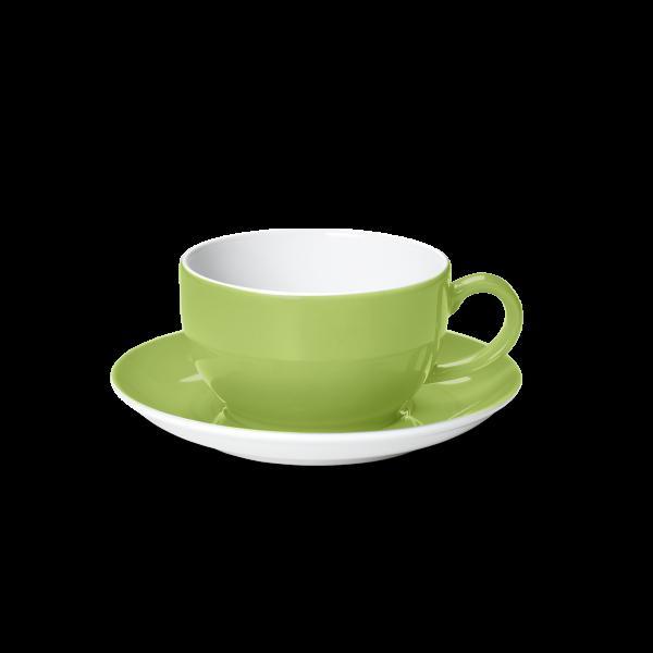 Set Cappuccinotasse Maigrün (0,3l)