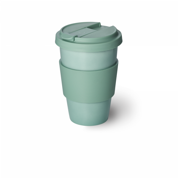 Solid Color Coffee-To-Go Becher Salbei (0,35l)