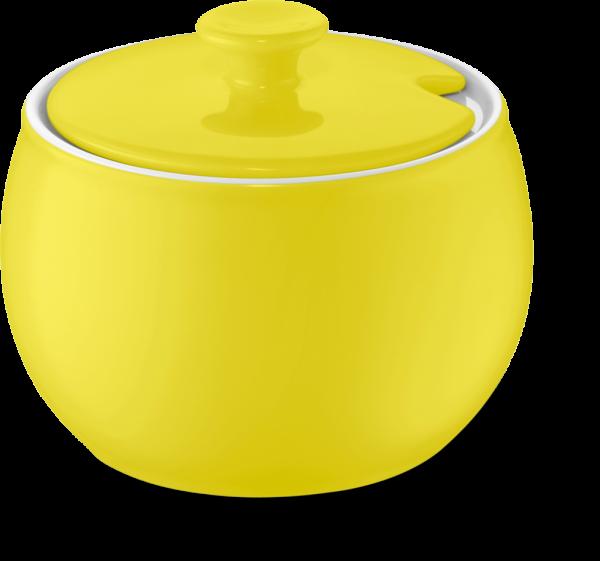 Zuckerdose Zitrone (0,3l)