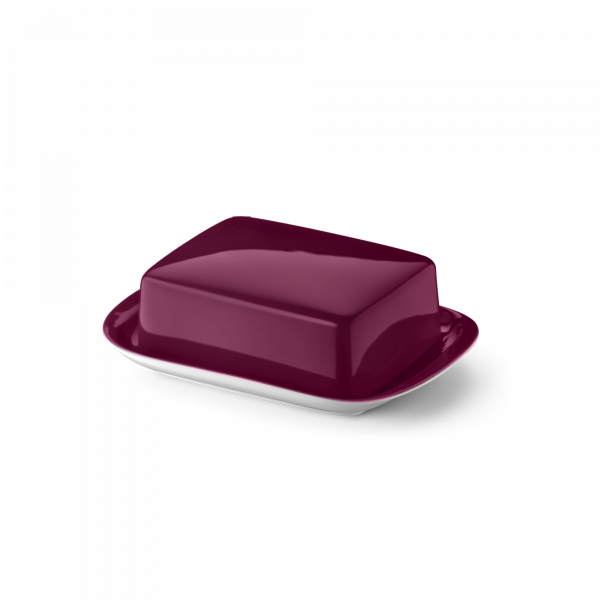 Butter dish Bordeaux