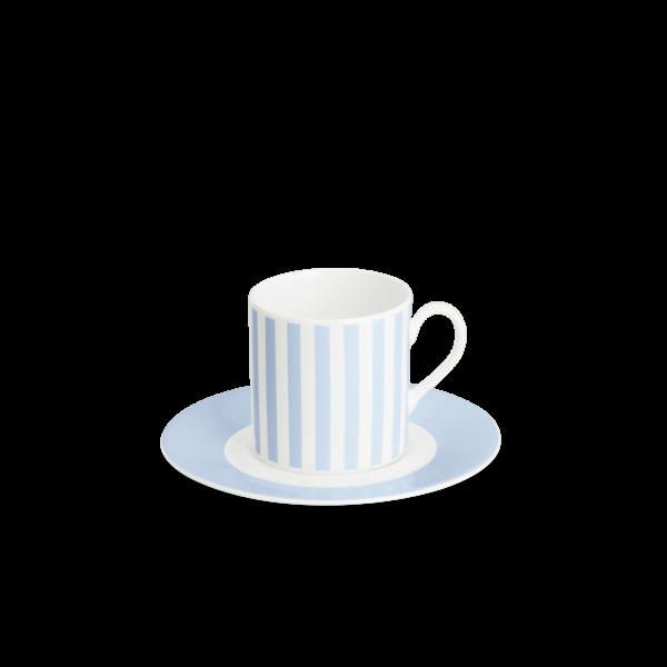 Set Espressotasse Hellblau (0,1l)