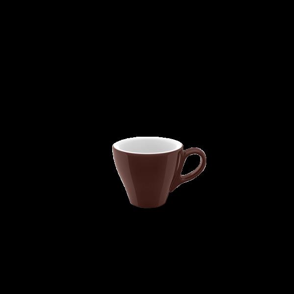 Espresso Obertasse Classico Kaffeebraun (0,09l)