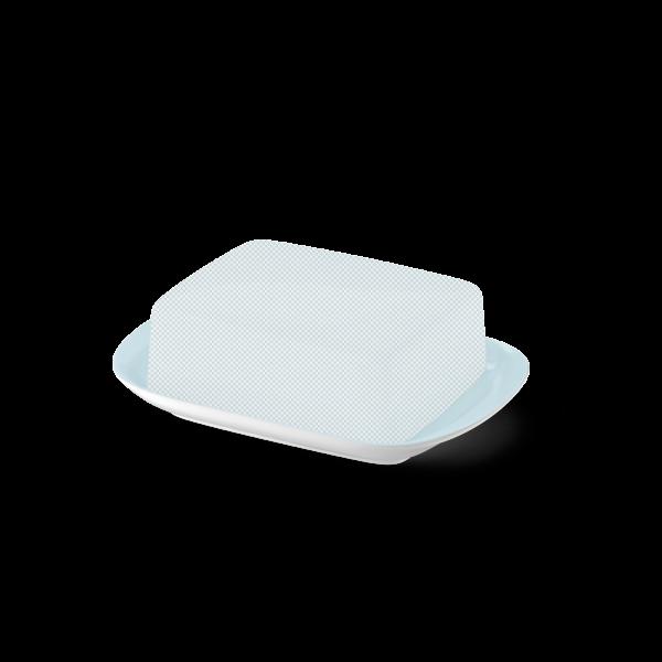 Butterdose Untere Eisblau