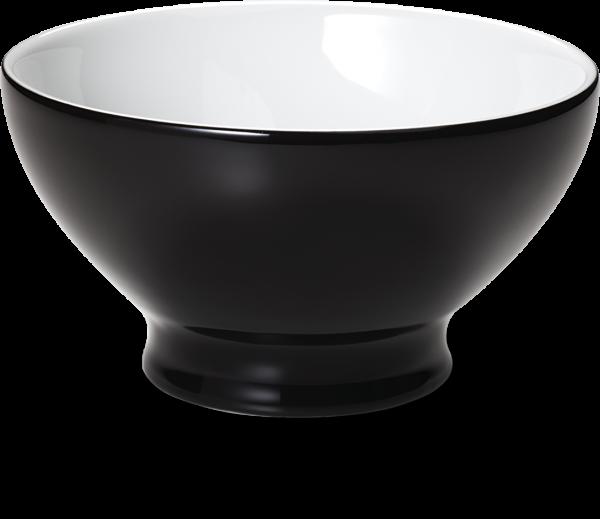 Müslischale Schwarz (13,5cm; 0,5l)