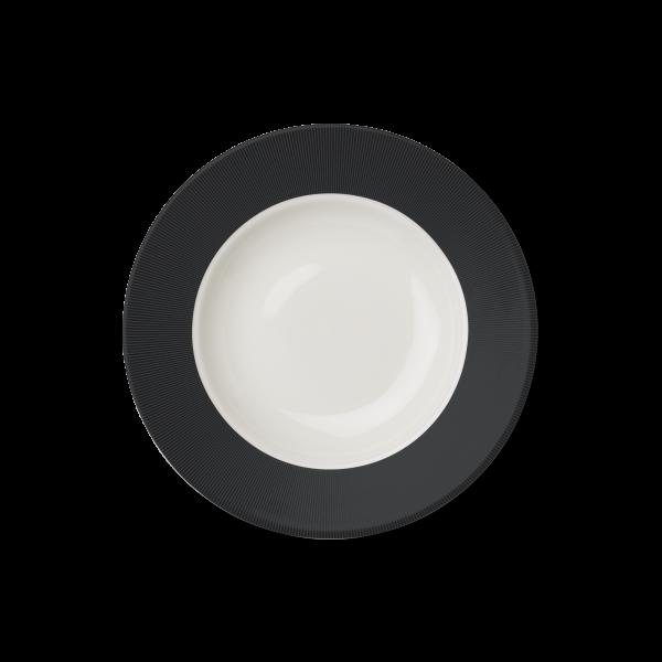 Suppenteller Anthrazit (25cm)