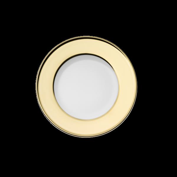 Dessertteller Gold (21cm)