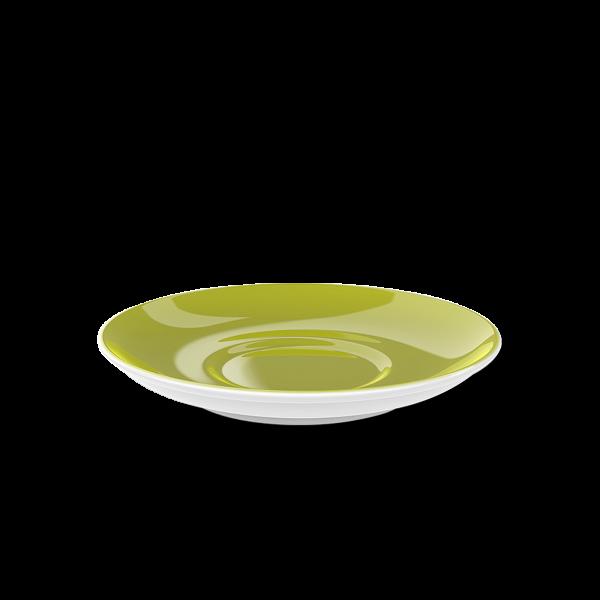 Cappuccino Untertasse Oliv (16cm)