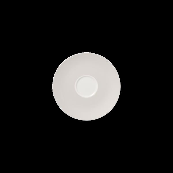 Kaffee Untertasse Hellgrau (16cm; 0,25l)