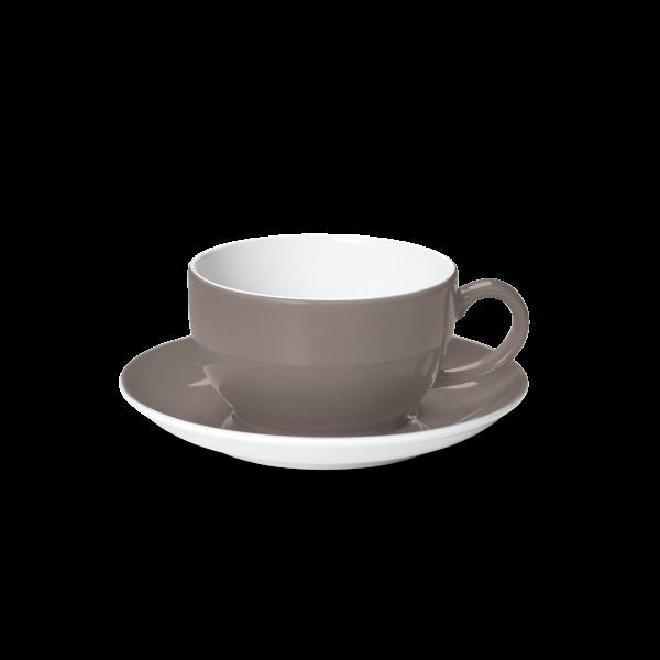 Set Cappuccinotasse Kiesel (0,3l)