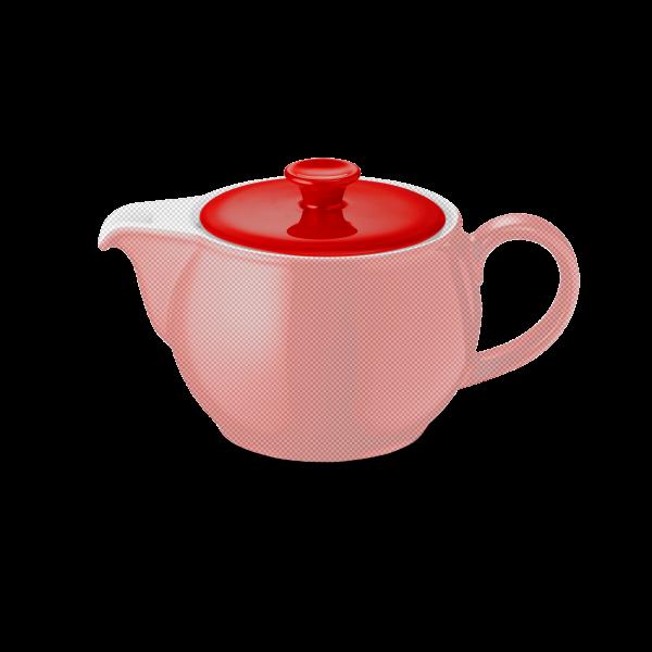 Deckel für Teekanne Signalrot (0,8l)